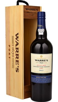 Warres - Bottle Matured LBV 2007
