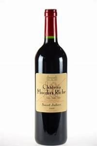 Chateau Moulin Riche, Saint Julien 2005
