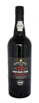 Martinez, Vintage Port, 2000
